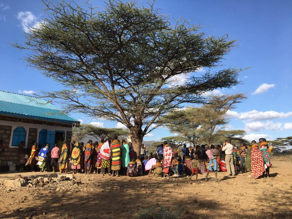 East Africa Food Distribution