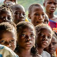 African Children's Faces